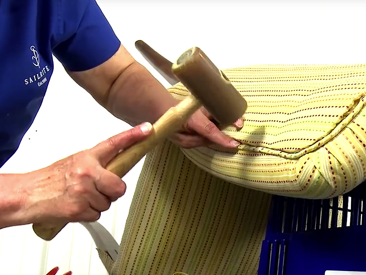 3 Types Of Upholstery Tack Strips How To Use Them Sailrite
