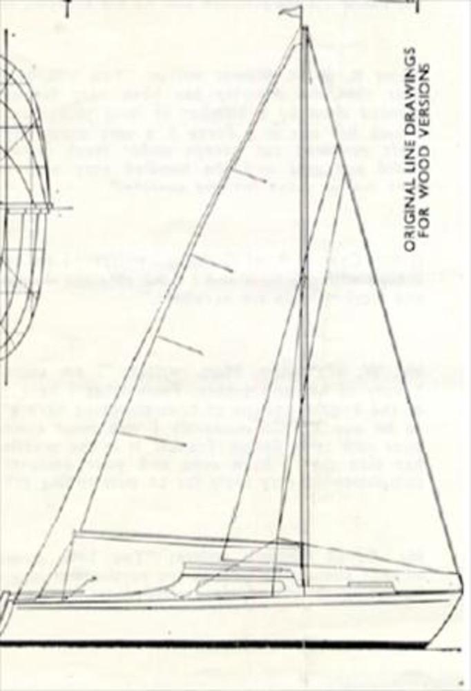 Alacrity 19 Sail Data