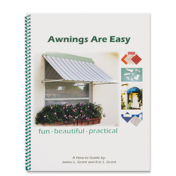 Awnings Are Easy Book
