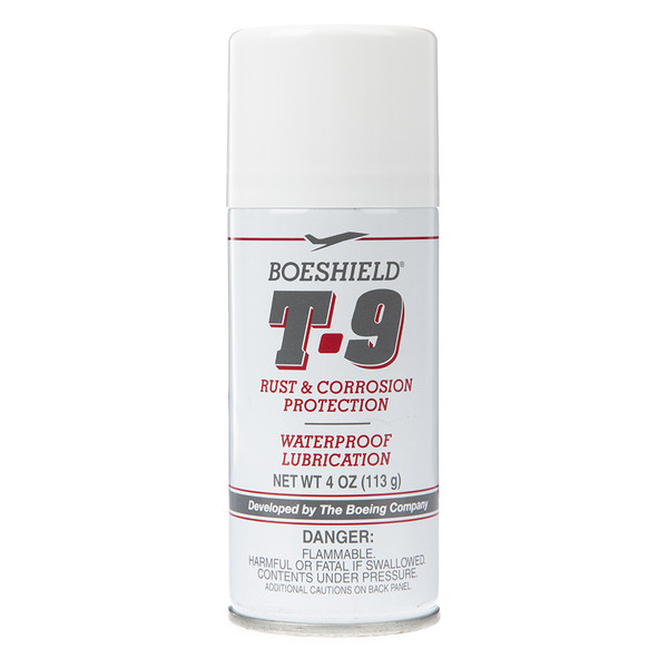 Boeshield T-9 Rust & Corrosion Protection 4oz