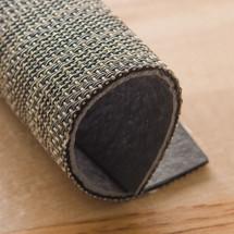 Chilewich 174 Basketweave Titanium 72 Quot Floor Covering Fabric