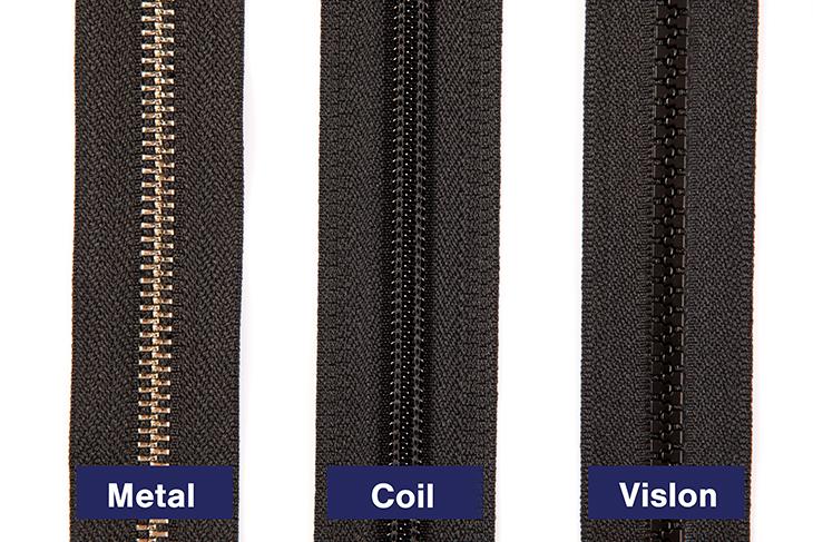 choosing a replacement zipper slider sailrite