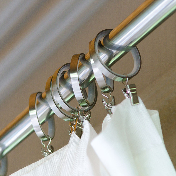 Curtain Ring With Clip