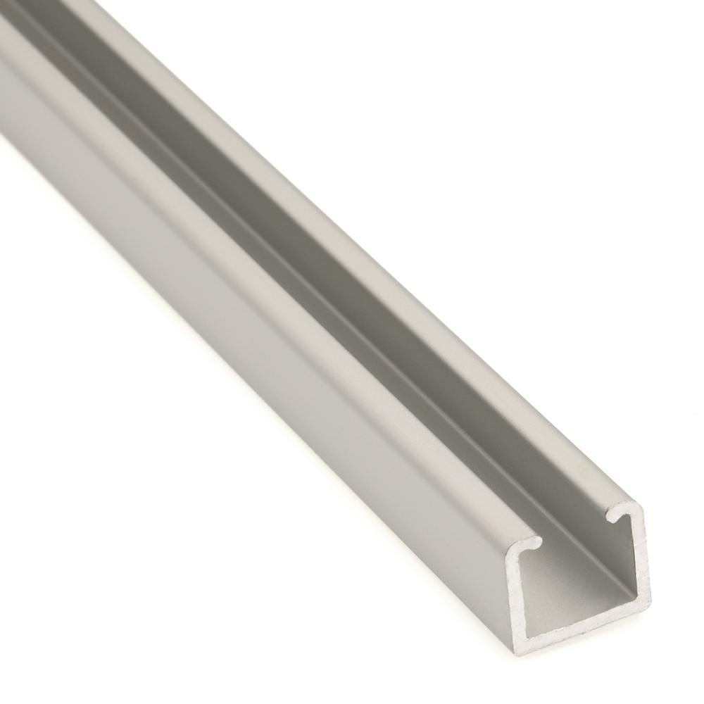 Recessed ceiling curtain track - Recessed Ceiling Curtain Track