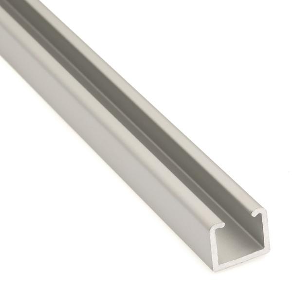 Curtain track ceiling mount aluminum 55 quot sailrite