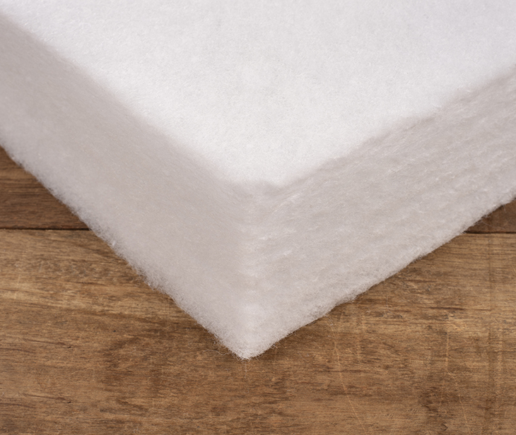 Compressed Polyester Foam