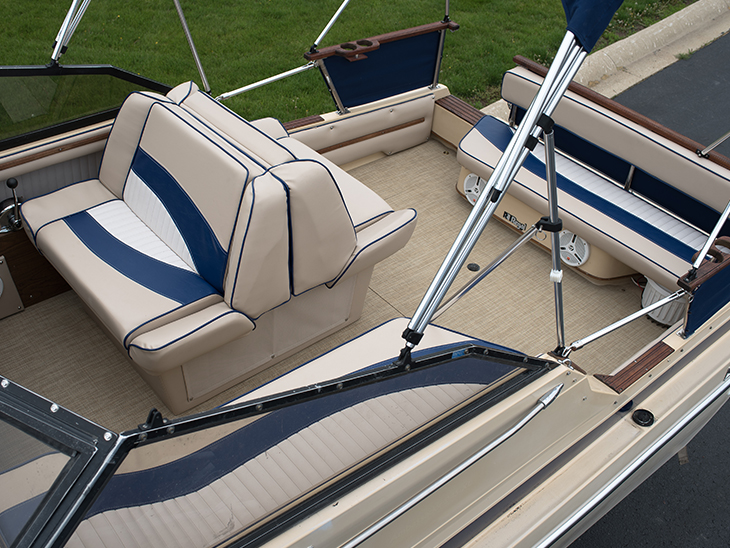 Power Or Pontoon Boat Seats