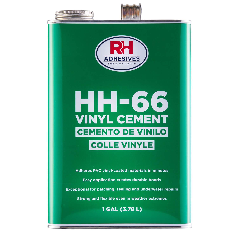 hh 66 vinyl cement gallon size bonds vinyl fabric sailrite
