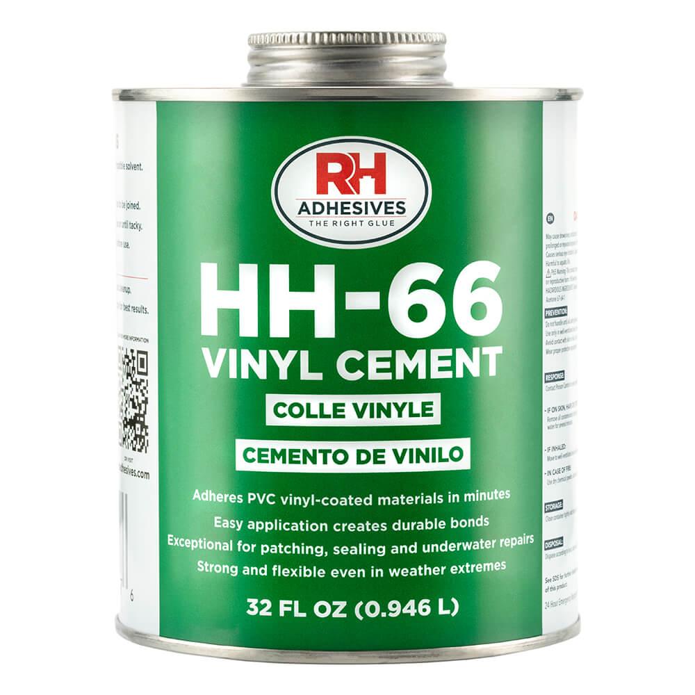 HH-66 Vinyl Cement Adhesive Repair Glue Tent Pool Liner Awning Tarp Repairs