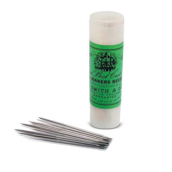 Tube of Hand Sewing Needles by The Wm and Smith Co.
