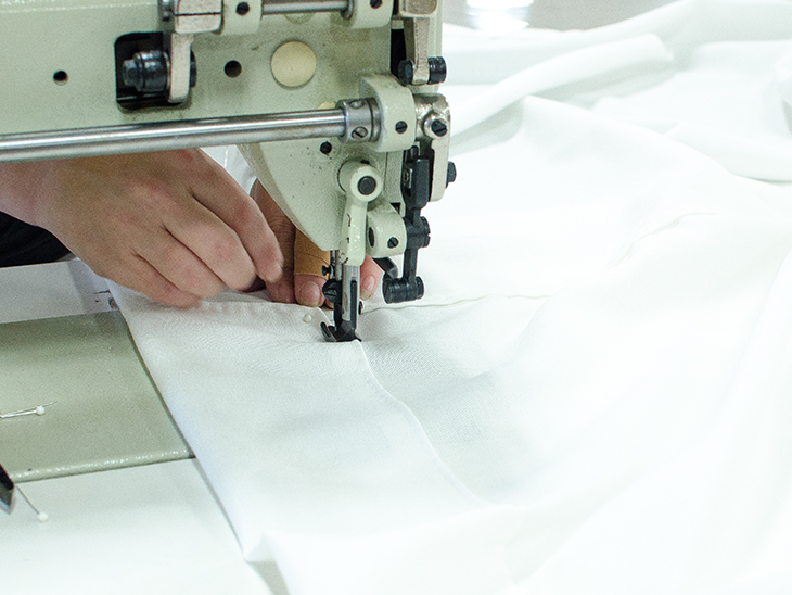 How To Keep Fabric From Shrinking When You Sew Sailrite Cool Sewing Machine For Sunbrella Fabric