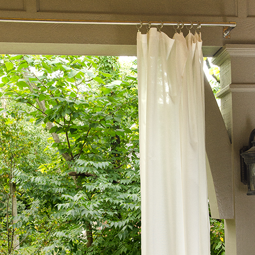Canu0027t get enough DIY? & How to Make a Slide-On Wire Hung Canopy Video - Sailrite