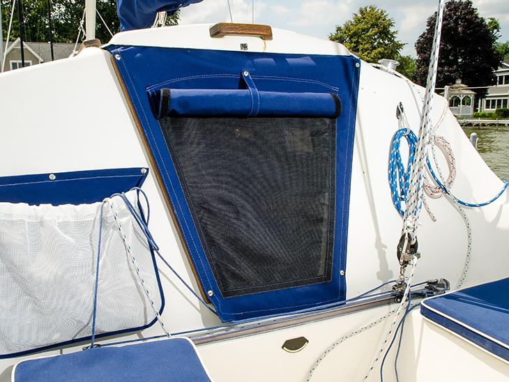 How To Make A Companionway Cover Video Sailrite