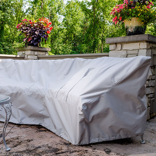 How To Make A Cover For A Curved Patio Set VideoItem # X HT 200701