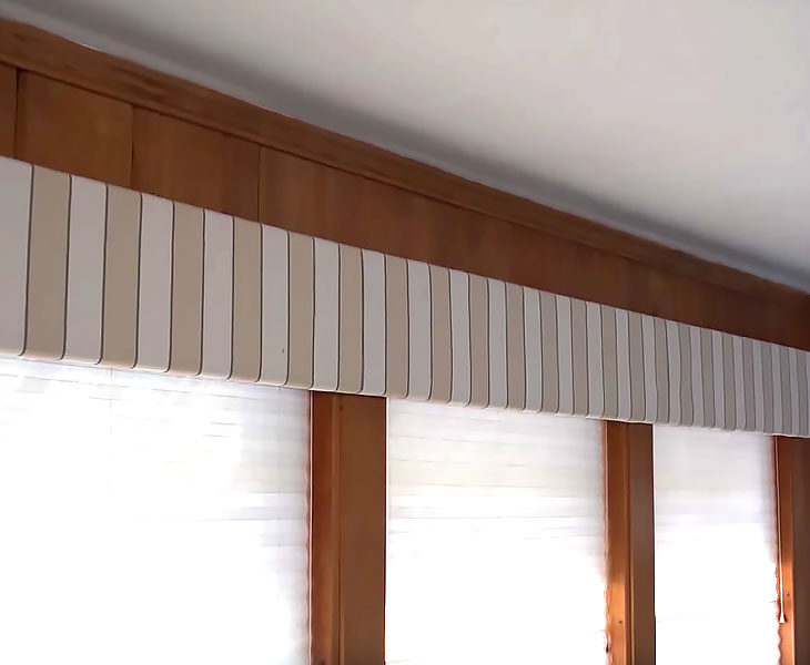 How To Make A Fabric Covered Window Cornice Video Sailrite