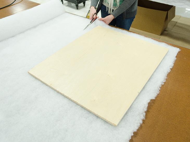 How To Make A Fabric Memo Board Sailrite Custom Padded Memo Board