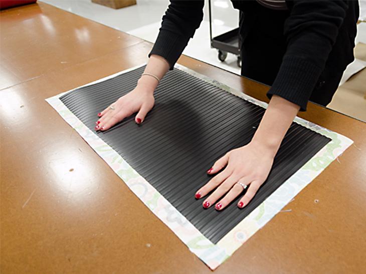 How To Make A No Sew Fabric Rug Sailrite