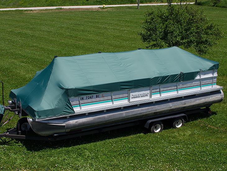 How To Make A Pontoon Boat Cover Video Sailrite