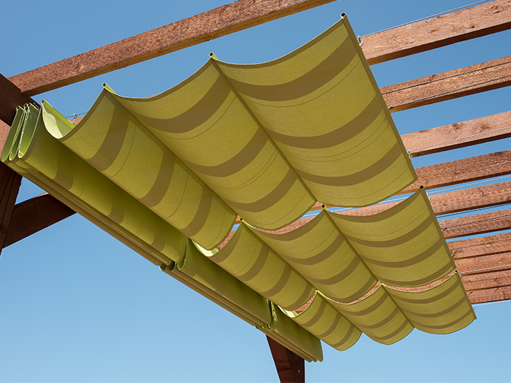 How To Make A Slide On Wire Hung Canopy Video Sailrite