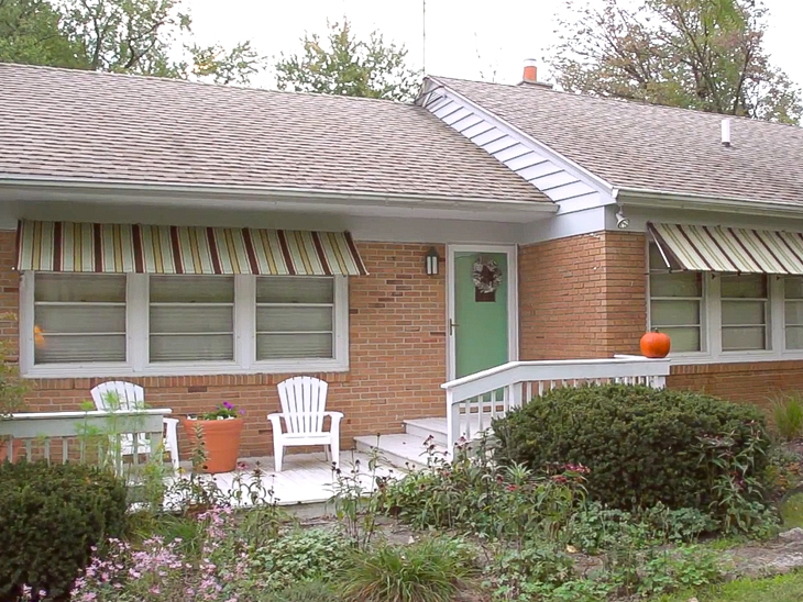 Diy Stationary Awnings For Your Home