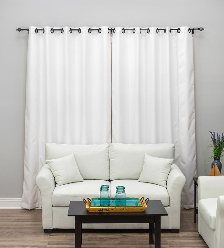 How To Make A Window Curtain With A Grommet Top Sailrite