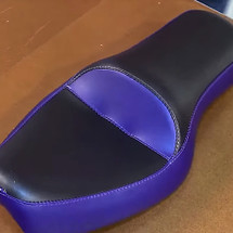 How To Recover A Personal Watercraft Seat Video Sailrite - Stretch vinyl for motorcycle seat