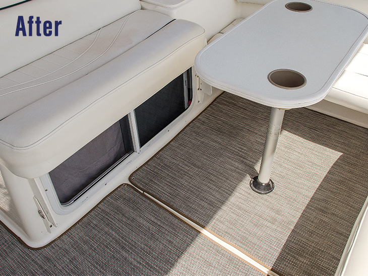 How to replace carpet carpet ideas for Replacing boat floor