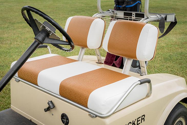 How to Reupholster a Golf Cart Seat - Sailrite