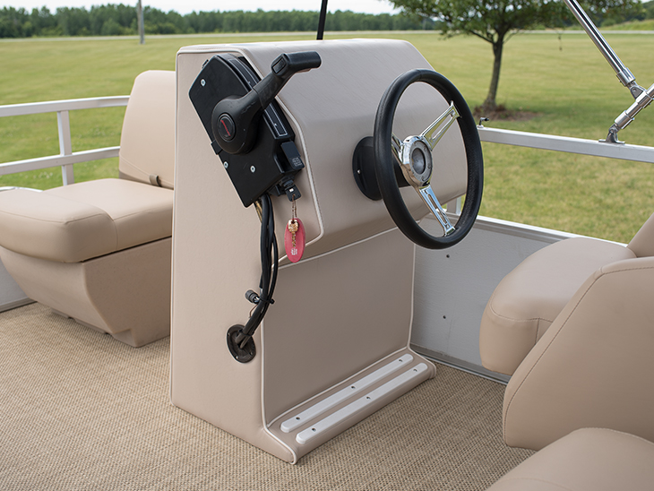 How to Reupholster a Pontoon Steering Console - Sailrite