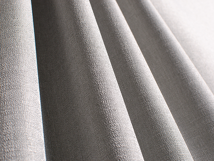 Amazing Insulating Blackout Fabric, Softline Suite Silver Fabric.