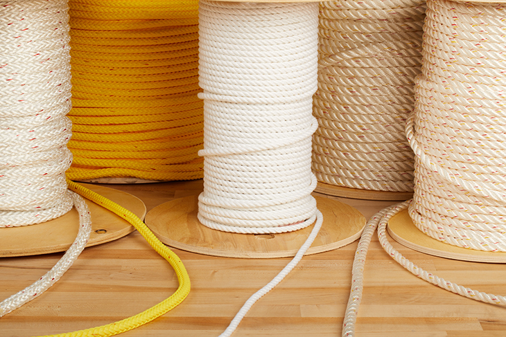 rope selection