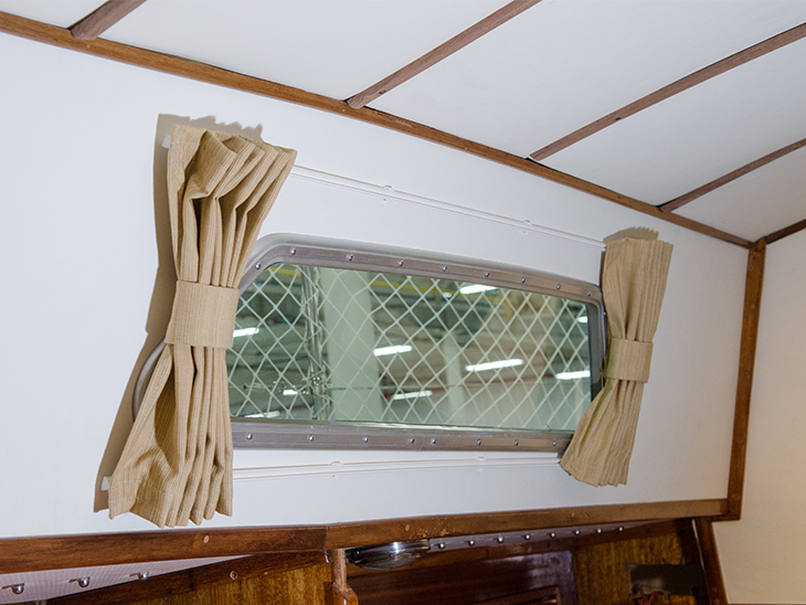 How to Select a Boat Headliner Material - Sailrite