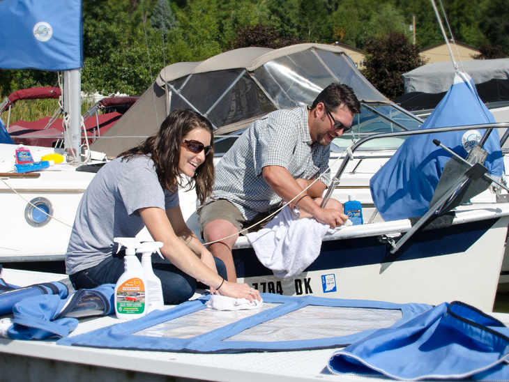How to Winterize Your Sailboat - Sailrite