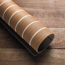 Infinity Luxury Woven Vinyl Flooring Light Teak 8 6