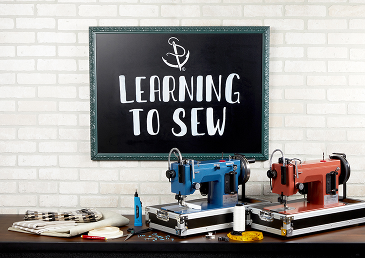 Sailrite's Learning to Sew Series