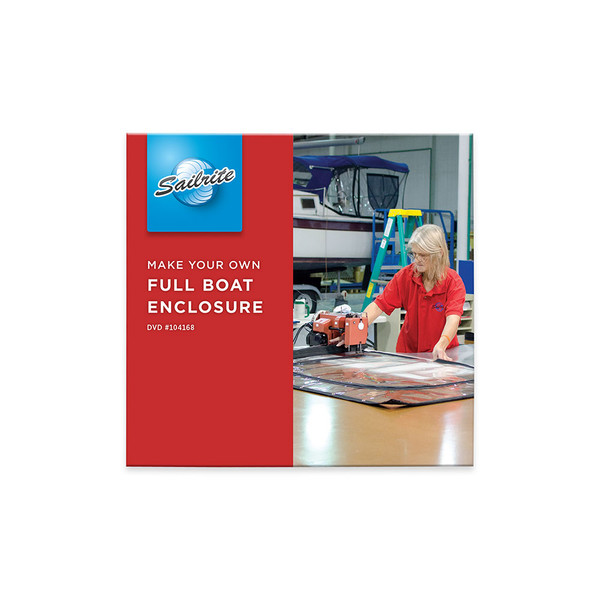 Make Your Own Full Boat Enclosure DVD