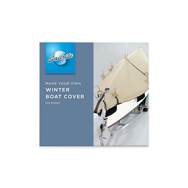 Make Your Own Winter Boat Cover DVD