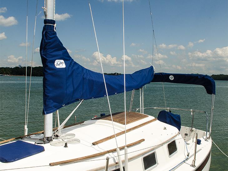 Making Sense of Sunbrella® Marine Fabrics - Sailrite