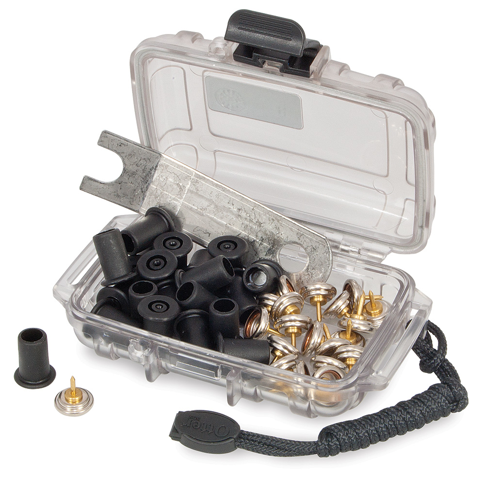 Easy Fit Kit In Waterproof Box Sailrite These Replacement Parts Are For Snap Kits Too