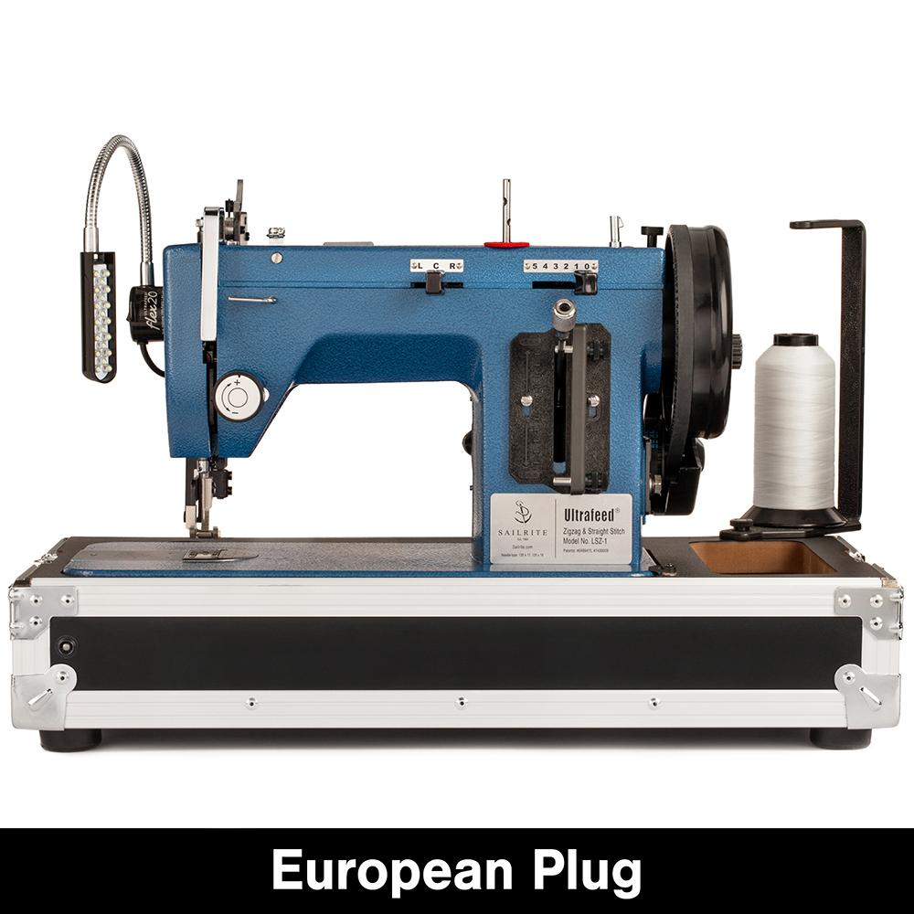 Sailrite® Ultrafeed® LSZ-1 PLUS (220–240V) Walking Foot Sewing Machine
