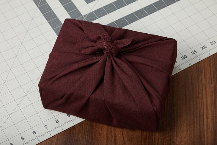 sew a fabric gift bag