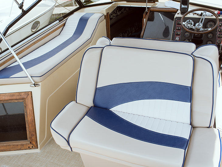 Selecting the Right Seating Vinyl - Sailrite