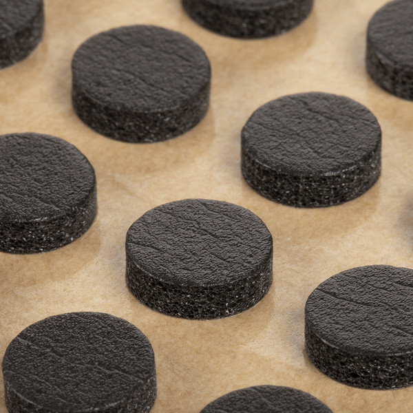 SnapRite® Adhesive Backed Foam Rubber Gasket for Snap Studs