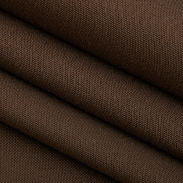 "Sunbrella 5432-0000 Canvas Bay Brown 54"" Upholstery Fabric"
