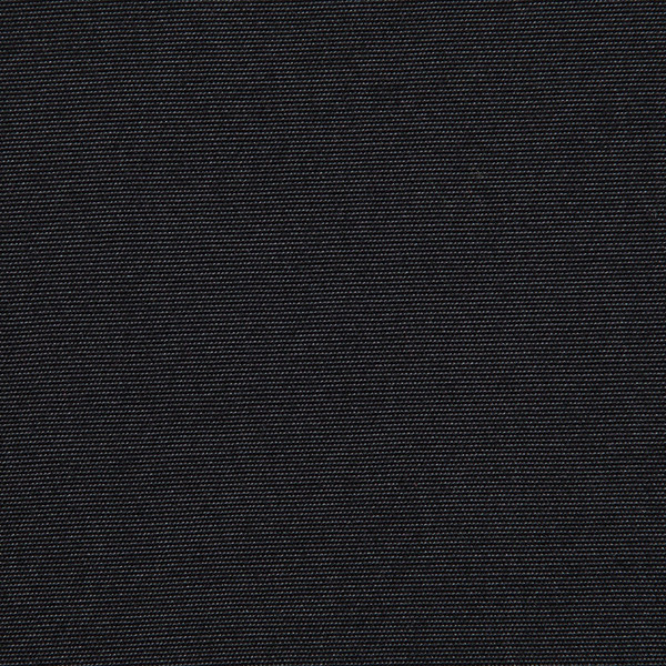"Sunbrella 8408-0000 PLUS Black 60"" Fabric"