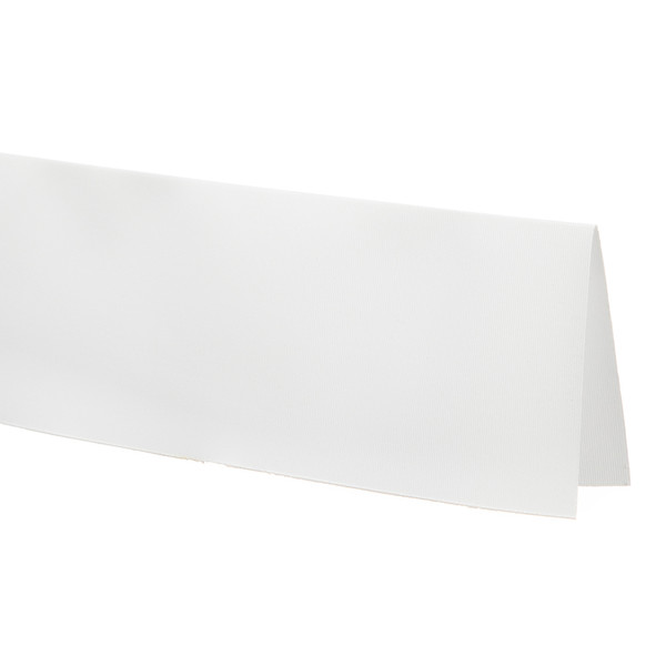 "Tape Dacron 5oz FOLDED White 4"" (Not Adhesive Backed)"