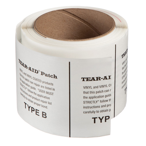 "Tear-Aid Vinyl Repair 3"" Type B (Per Foot)"