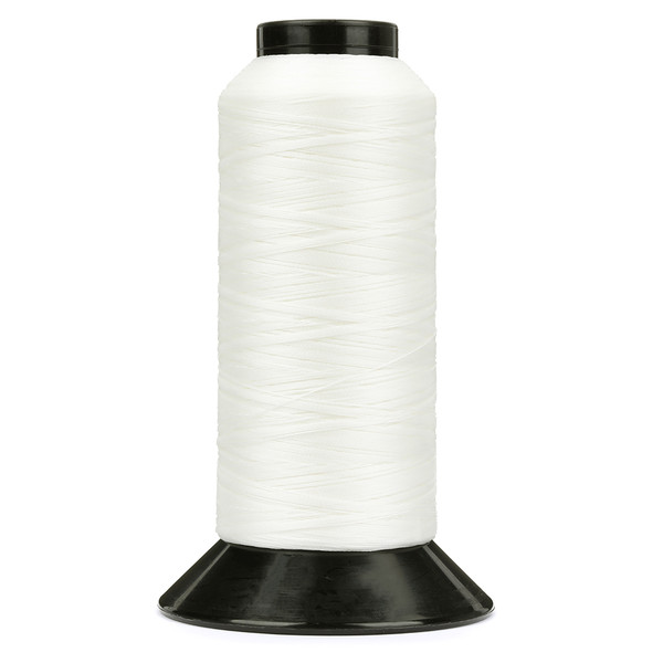 Thread V-69 White Polyester UV 4oz