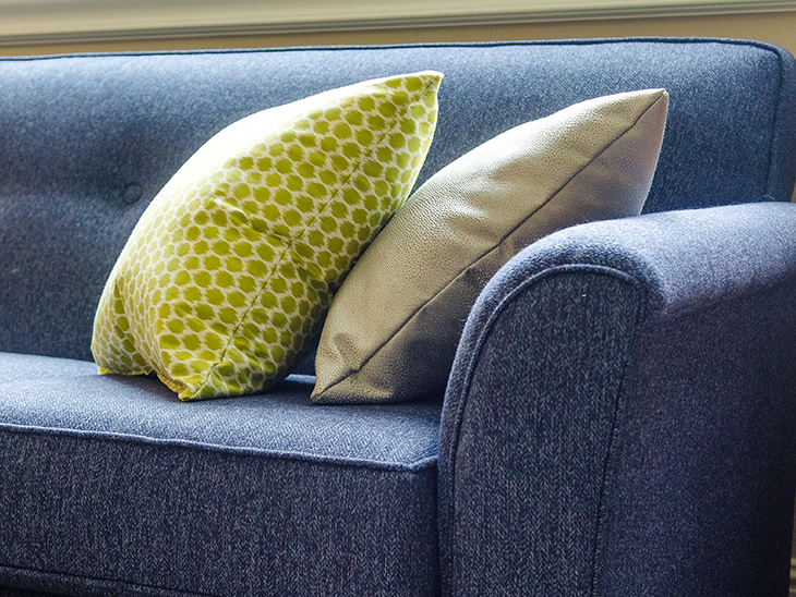 Use this guide to help you keep your upholstery fabric clean