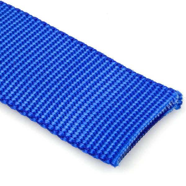Blue Tubular Nylon Webbing 108